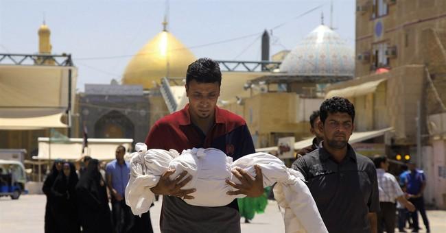 Attacks around Iraq's capital kill 29 people