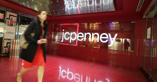 JC Penney beats expectations as sales improve