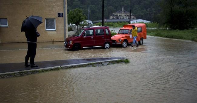 2 drown in Serbia as floods hit across Balkans