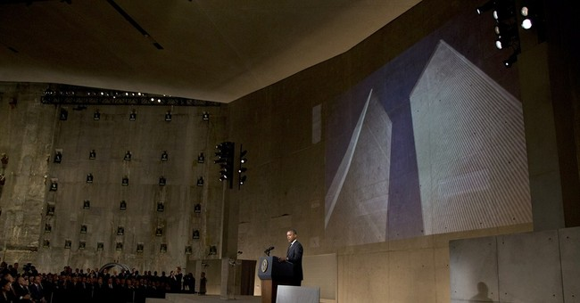 Obama: No act of terror can match strength of US