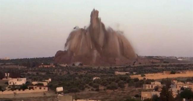 Activists: Bomb kills at least 43 in north Syria