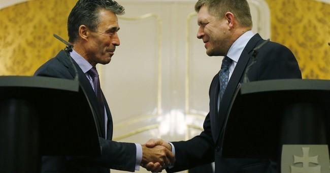 NATO chief: Europe needs more defense spending