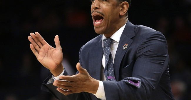 UConn coach Ollie says he's not looking for job