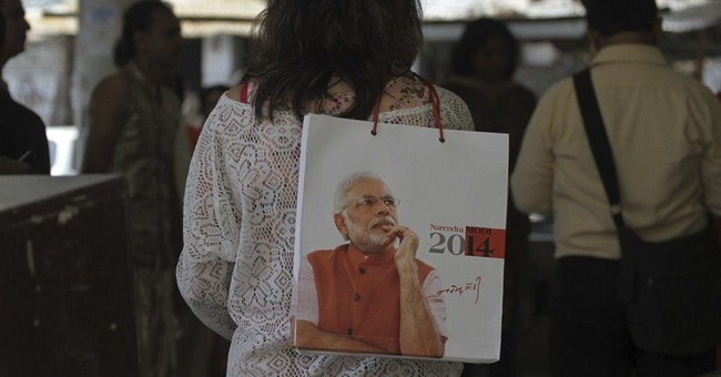 India opposition appears headed for election win