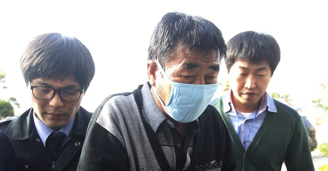 15 crew indicted over SKorean ferry disaster
