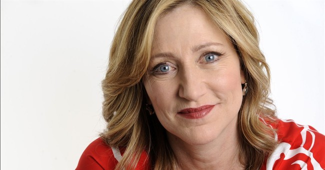 'Nurse Jackie' star Edie Falco is loving life
