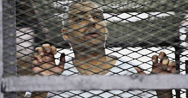 Hunger-striking Al-Jazeera reporter attends court