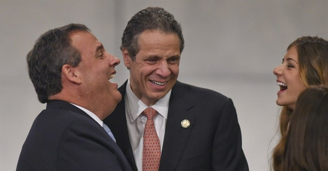 Business execs skeptical of Christie's chances