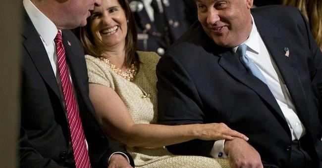 Business execs skeptical of Christie's chances