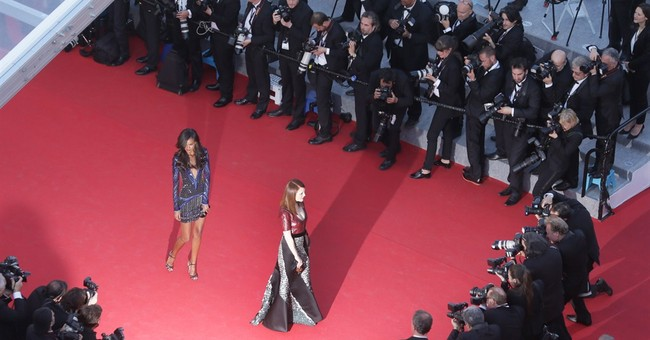 CANNES WATCH: Lupita, Kendall wow; Amy, MJ sell