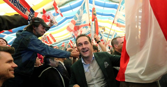 Austria: Populist Freedom Party strong in EU vote
