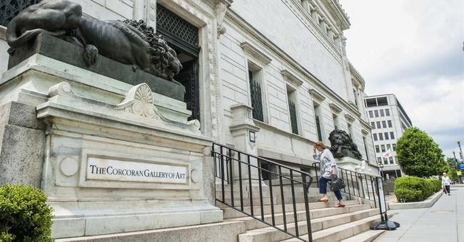 Merger plan for DC's Corcoran Gallery now final