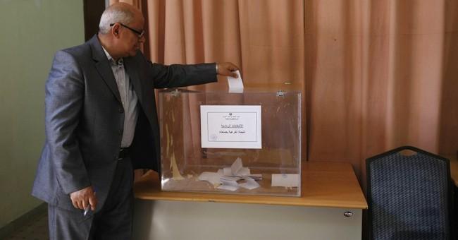 Egyptian expatriates vote in presidential poll