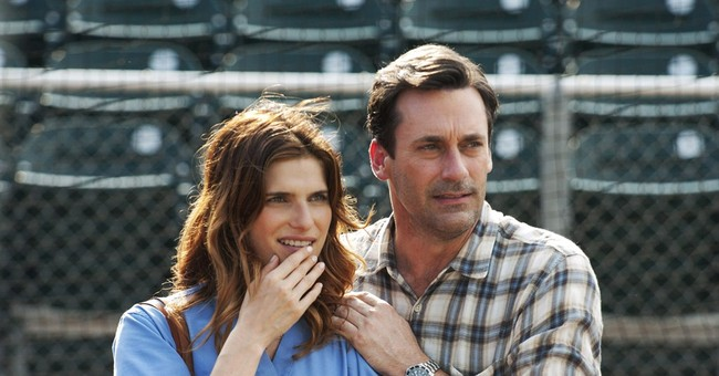 Jon Hamm goes wholesome as a sports agent in 'Arm'