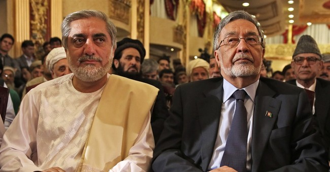 Afghan candidates differ in style not substance