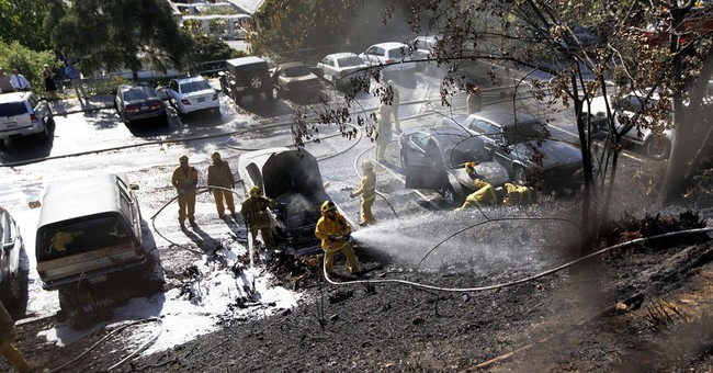San Diego probe to consider arson, other causes