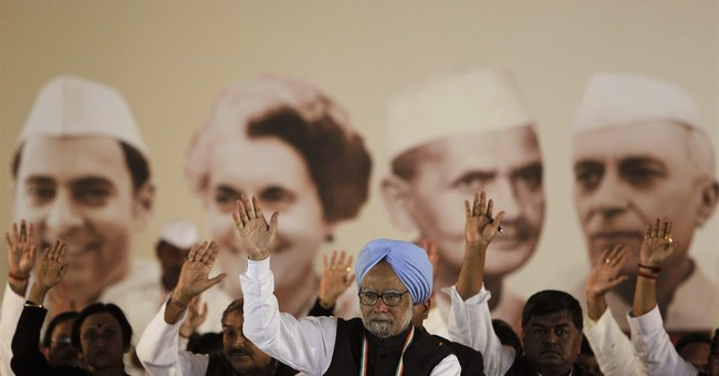 Indian voters show discontent with Gandhi dynasty