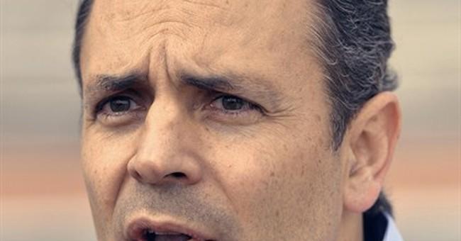 Ky. GOP Senate seeker toils toward Election Day