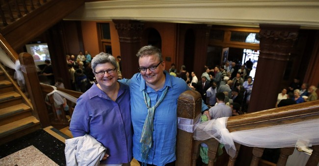 After 1st gay marriages, 'joy spread'
