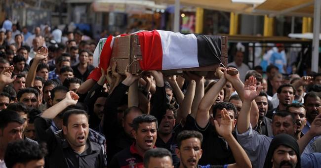 Bombing north of capital kills 5 people in Iraq