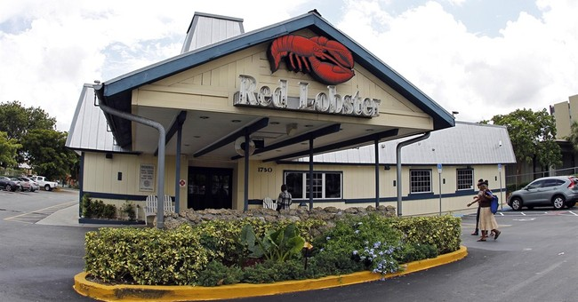 Darden to sell Red Lobster, hold onto Olive Garden