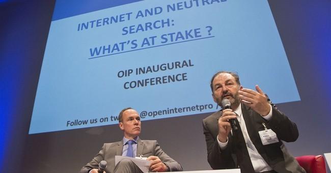 German official mulls breaking up Google