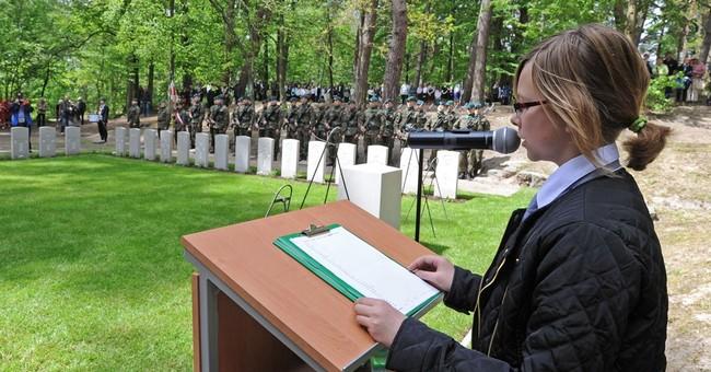British World War I POWs honored in Poland