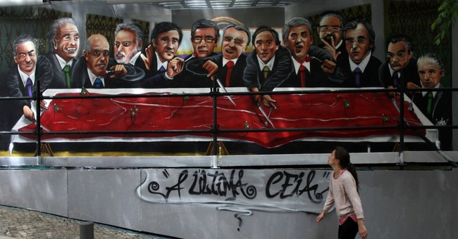 Bailout ends but austerity stays for Portugal