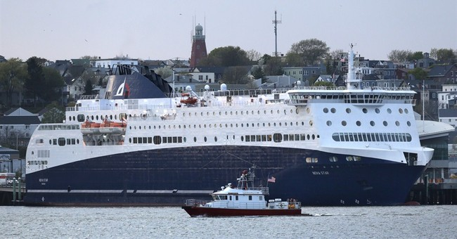 Maine to Nova Scotia ferry to make first run