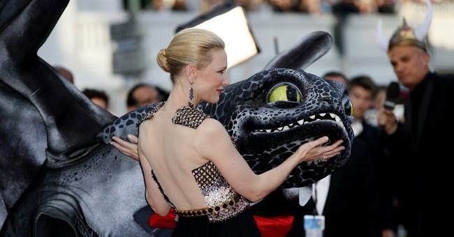 CANNES WATCH: Blanchett jokes; Weinstein sells