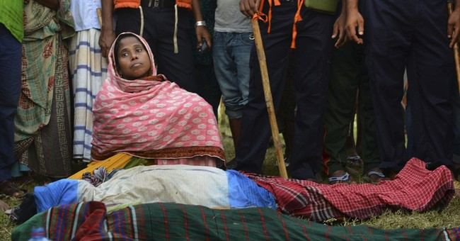 Bangladesh ferry capsizes; at least 22 dead
