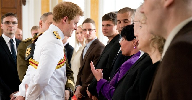 Prince Harry thanks Estonia for Afghan campaign