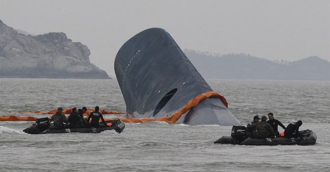 South Koreans see lax safety beyond ferry sinking