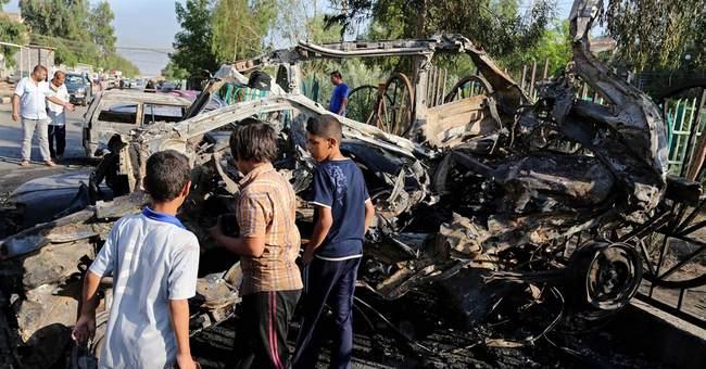 Attacks targeting soldiers, militia kill 7 in Iraq