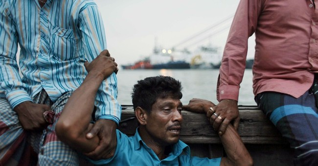 54 bodies found as Bangladesh ferry search resumes