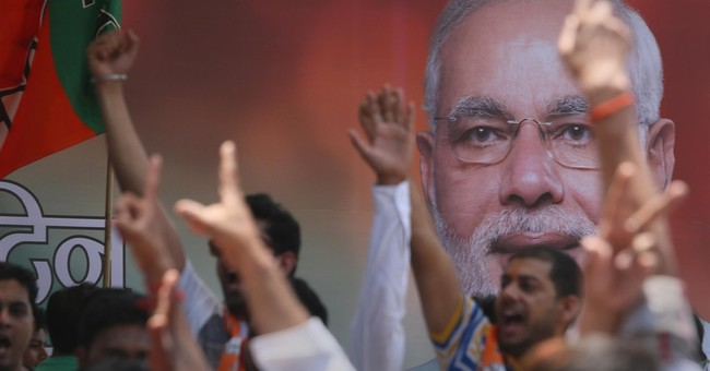 Indian stocks outperform in markets after Modi win