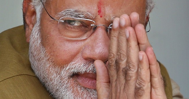 Landslide win for Indian opposition party