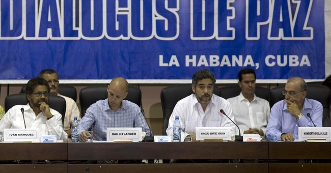 Colombia rebels, govt reach agreement on drugs