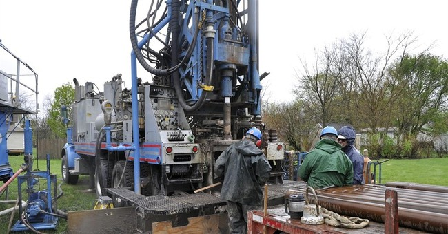 Iowa city cites 74M-year-ago meteor for well woes