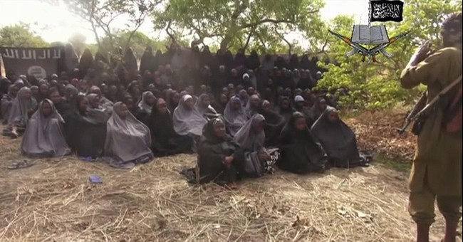 Nigeria leader nixes visit where girls kidnapped