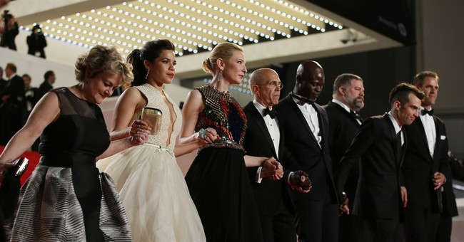 CANNES WATCH: Blanchett jokes; Weinstein sells