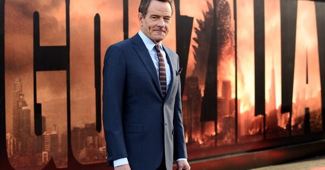 Bryan Cranston almost turned down 'Godzilla' role
