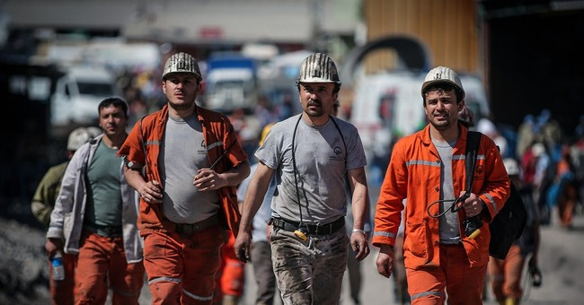 Turkish miner who survived says company to blame