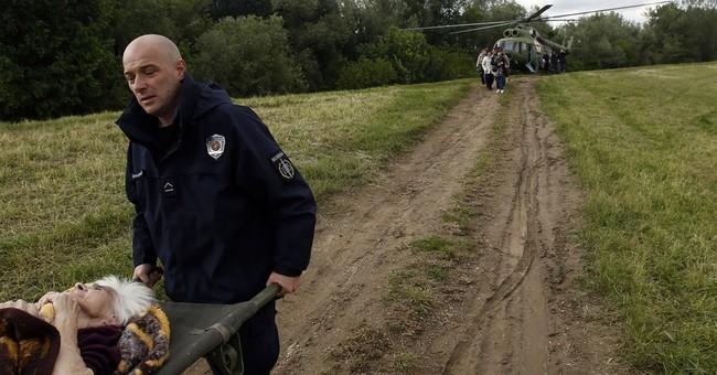 Bosnia floods create new land-mine risk in Balkans
