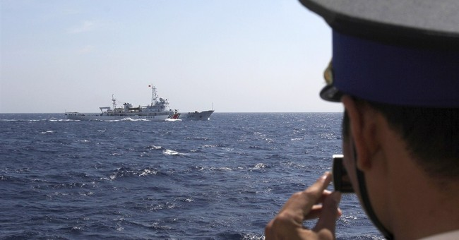 On high seas, Vietnam and China play tense game