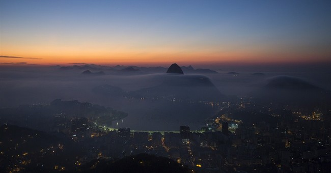 Rio official: Water pollution targets won't be met