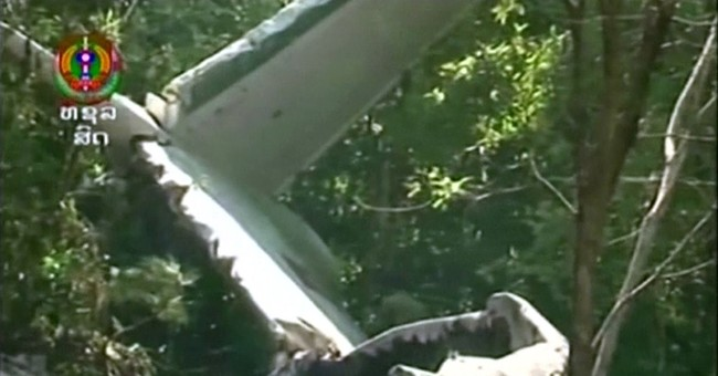 Lao defense chief, 4 others killed in plane crash