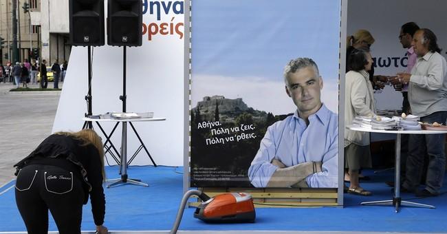 Greek coalition faces major test in midterm vote