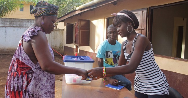Guinea-Bissau holds presidential runoff vote