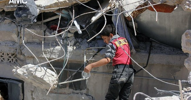 Syrian army missile kills family, activists say